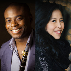 Anthony McGill, clarinet and Gloria Chien, piano
