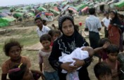 Delivering Emergency Relief to Rohingya Refugees