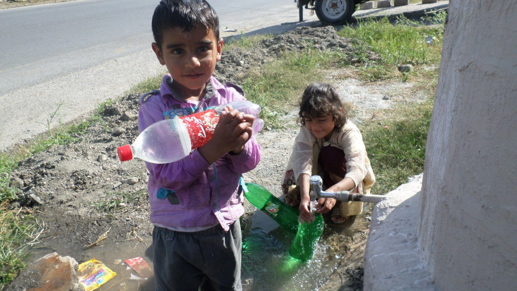 Provision of Clean water to the Children of Punjab