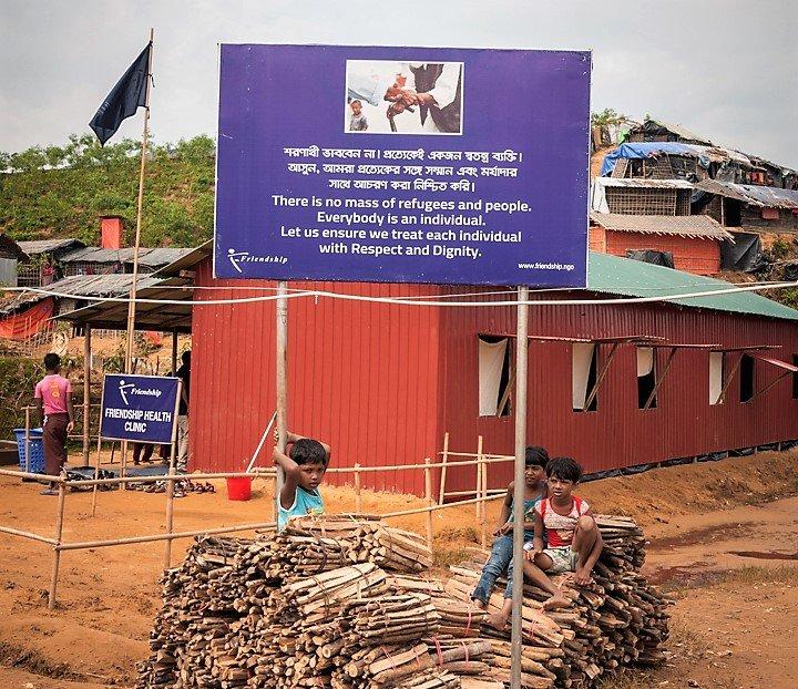 Billboard of Dignity Message