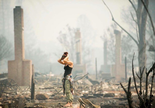 California Wildfire Relief: Helping Children