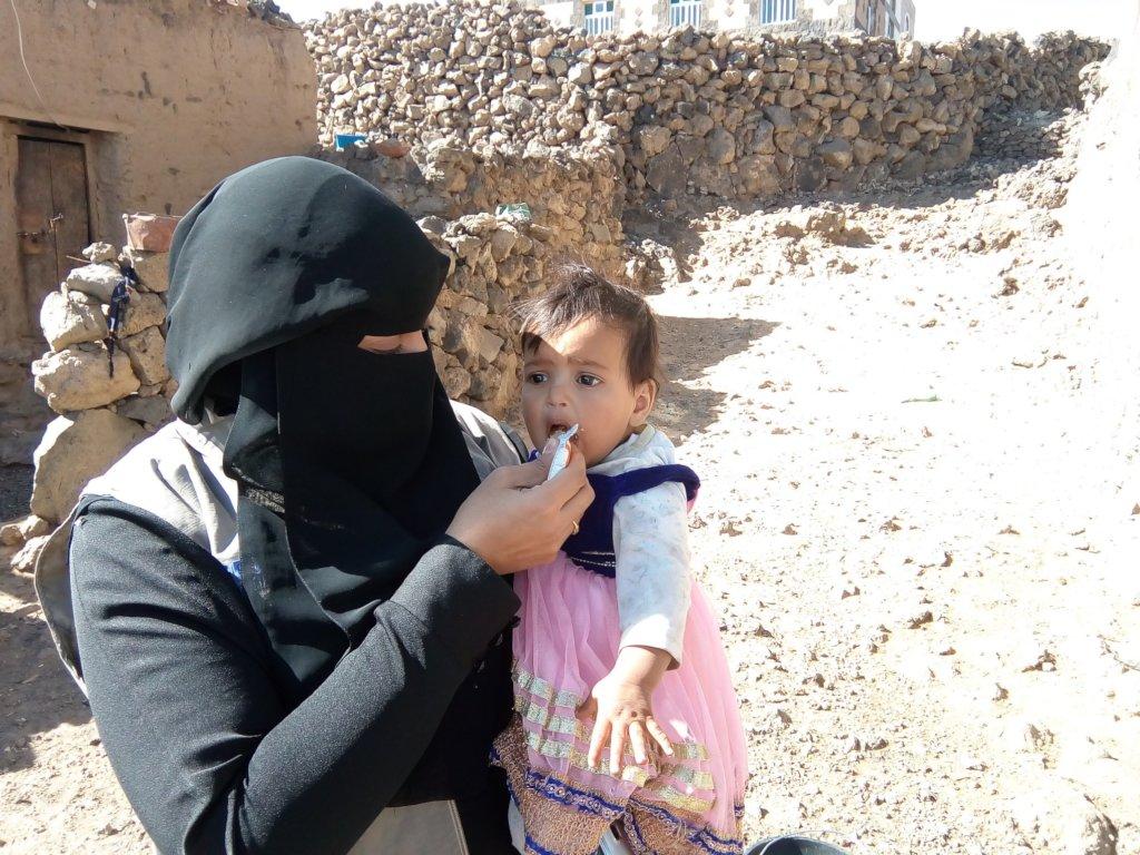 RI: Protecting Yemen's Children from Famine