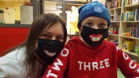 Happy masks