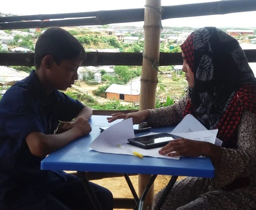 Assessments at the Learning Center