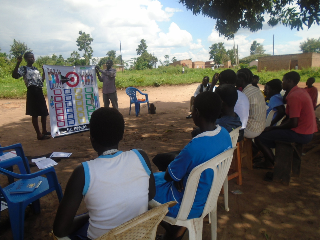Gender equality promotion in community