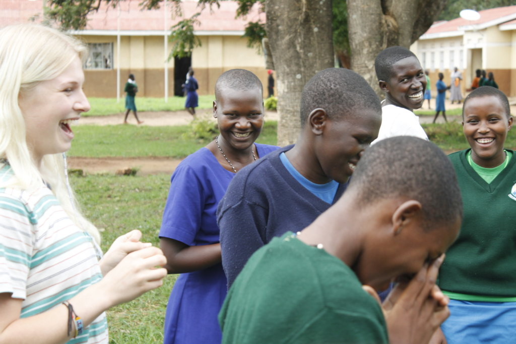 Restore hope - Support & educate a girl in Uganda