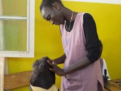 Maintain 50 vulnerable girls  in school in Senegal