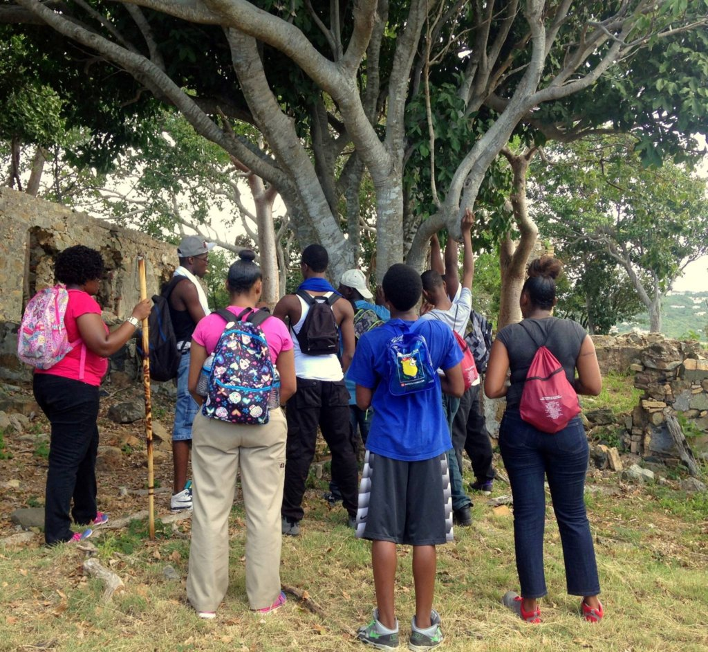 Preserve Historical Sites & Heritage in St. Thomas