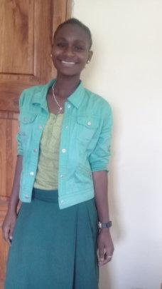 Maureen- Primary School Program Graduate