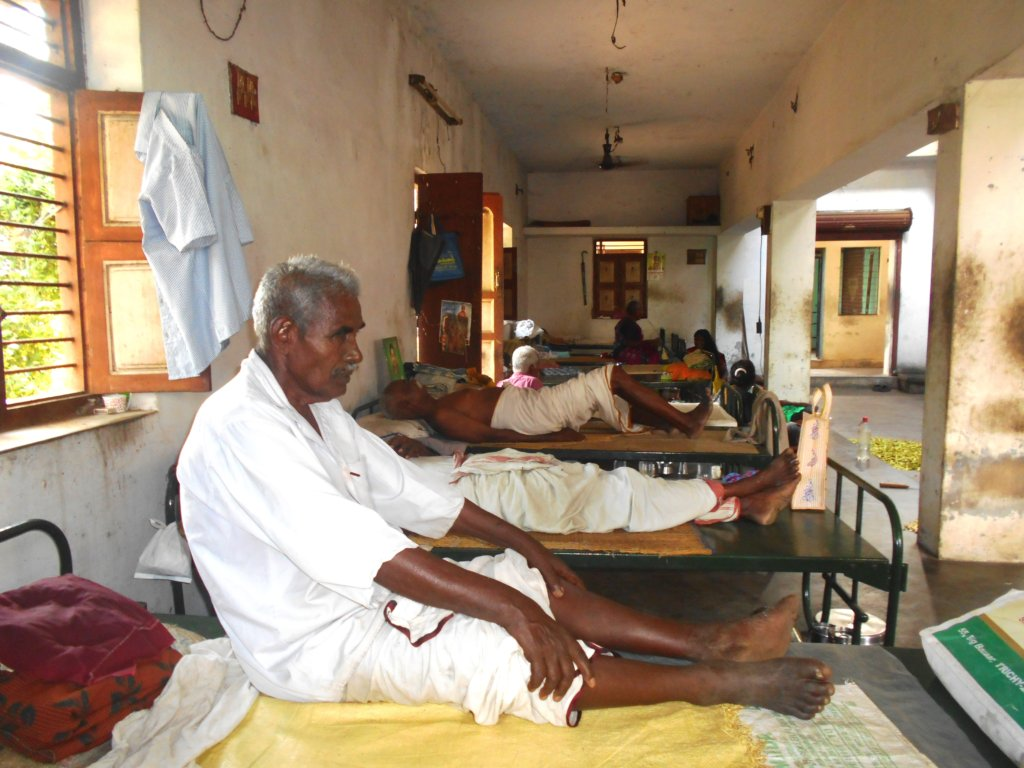 Two Months Food Expenses of ROSI Home's 26 elders