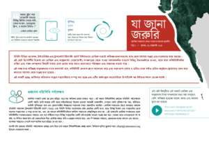 What Matters Issue #1 Bengali (PDF)