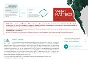 What Matters Issue #1 English (PDF)