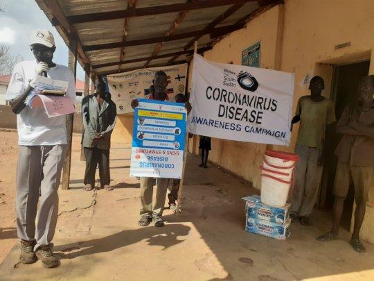 Delivering Coronavirus Hygiene Awareness Training