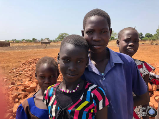 Zogolona School students