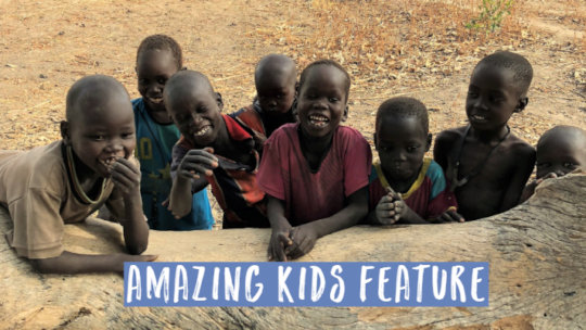 Amazing Kids Feature