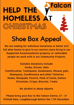 Shoe Box Appeal