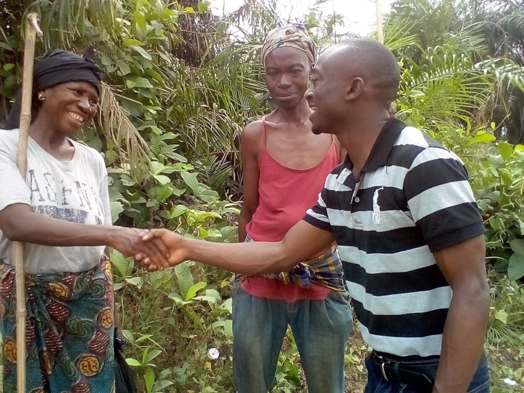 Cassava and Plantain Farm Project