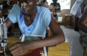 Teach 75 Rwandan Women to Sew Handicrafts