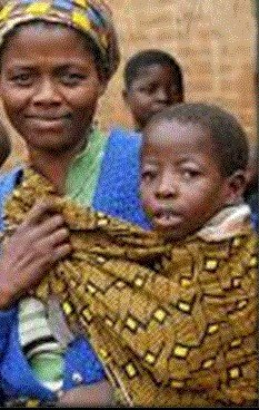 Vocational skills for 100 young mothers in Kenya