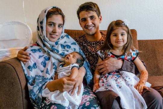 Empower Local Refugees to Thrive
