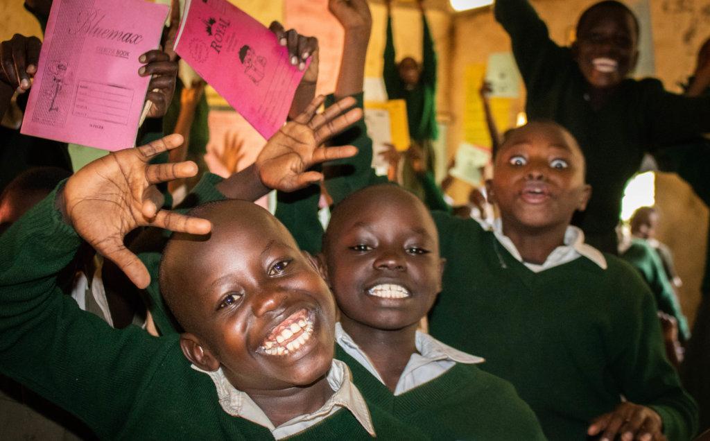 Give Hope to Kisumu's Underprivileged Children