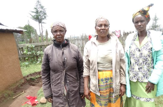 Improving livelihoods of Kenya's Ogiek women