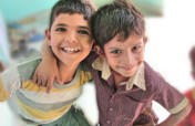 This Winter: Give A Warm Dress to A Street Child