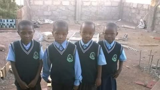 Orphans are taken care of in masera village.