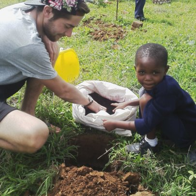 Support IOP Plant 10,000 trees in Ilula Township