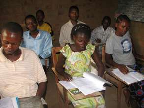 Remote Congolese College Needs Internet Resources