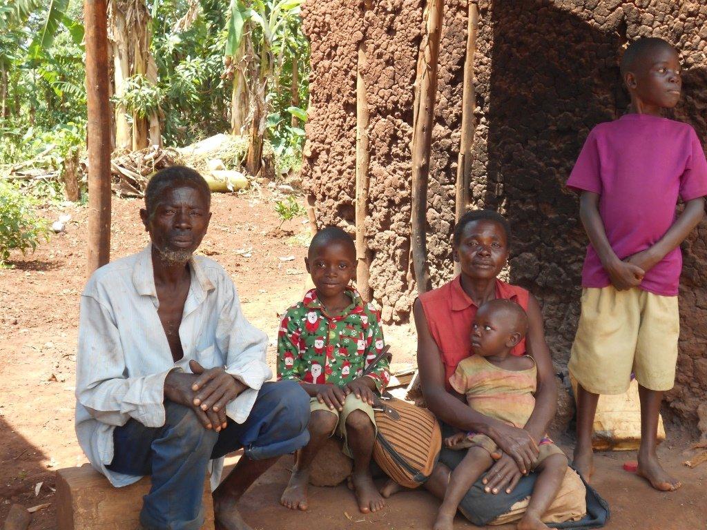 Prevent  starvation among 70 families in Uganda