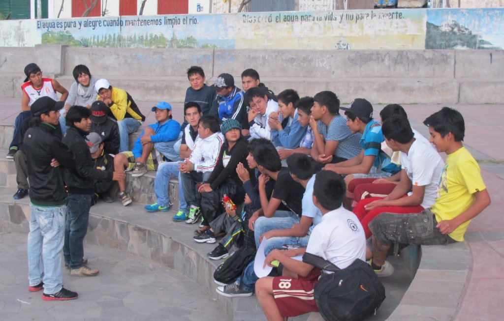 Youth Violence Prevention Project in Ayacucho Peru