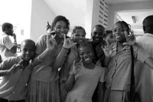 St. Vincent's students