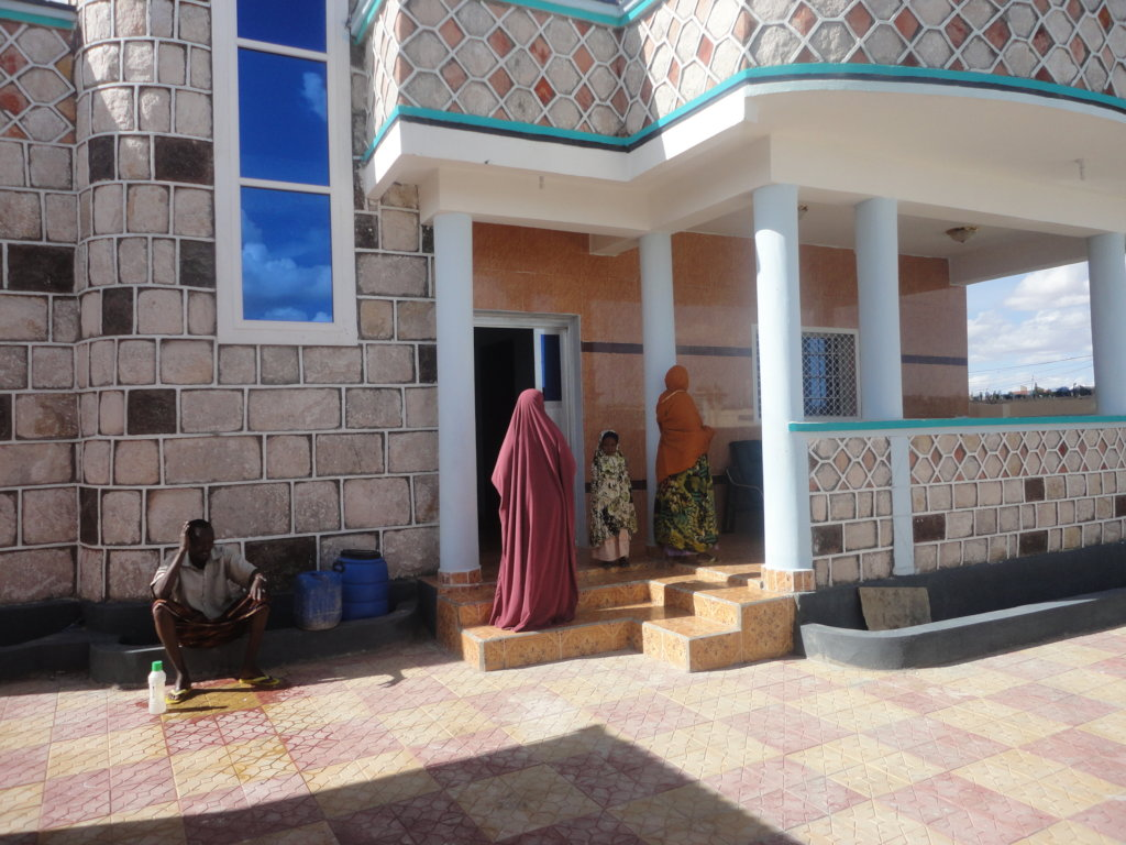 Tackling Gender Based Violence in Somaliland