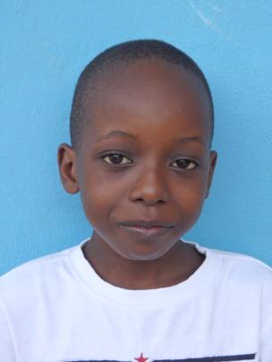 Ismael 6 yrs old