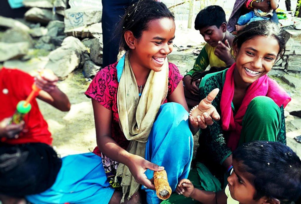 Make A Wish; Happiness of Street Kids !!