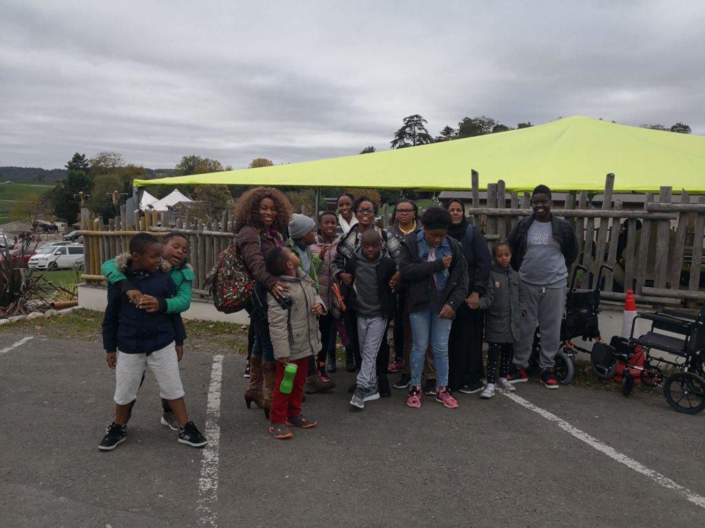 Our family coach trip to the Safari park