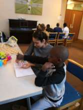 Children receiving one to one support in learning