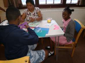 Arts workshop