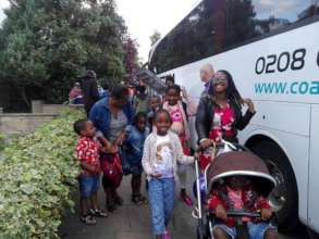 Coach trip & Family Day out