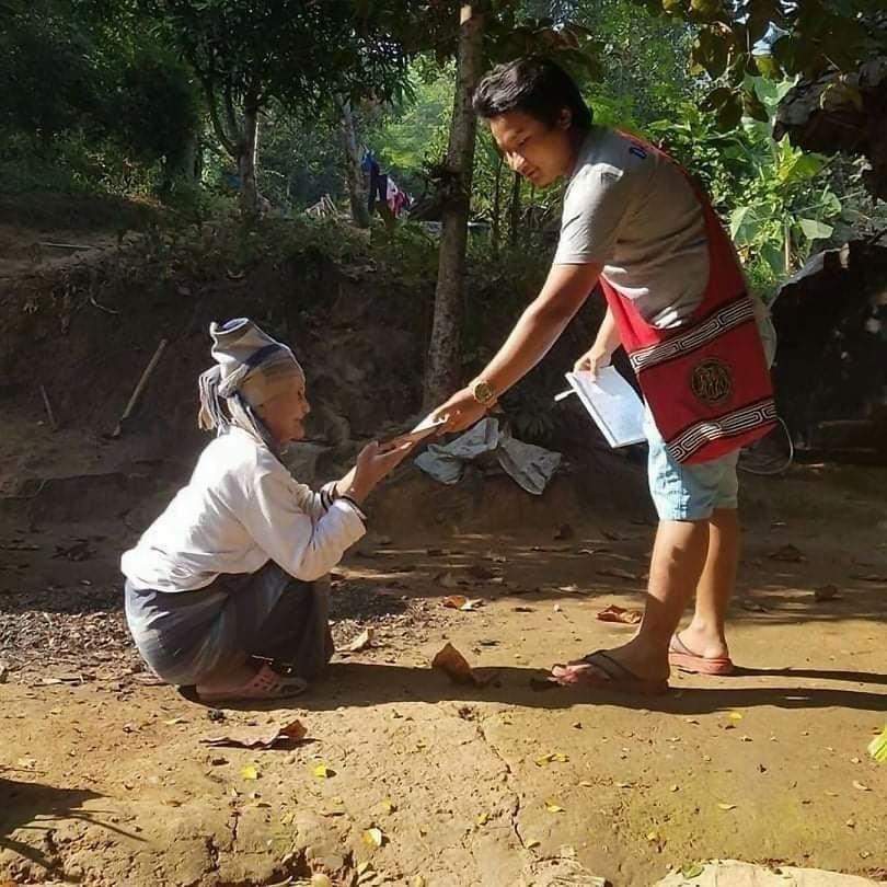 Burmese Refugees: Between a Rock and a Hard Place