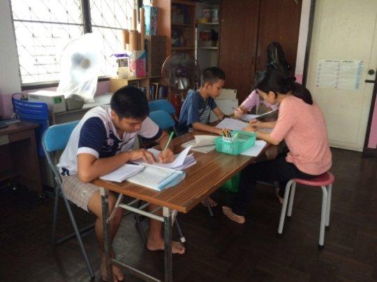 Support after school & Saturdays for older kids