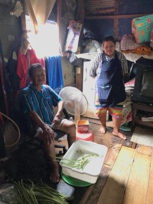 Elderly home visit