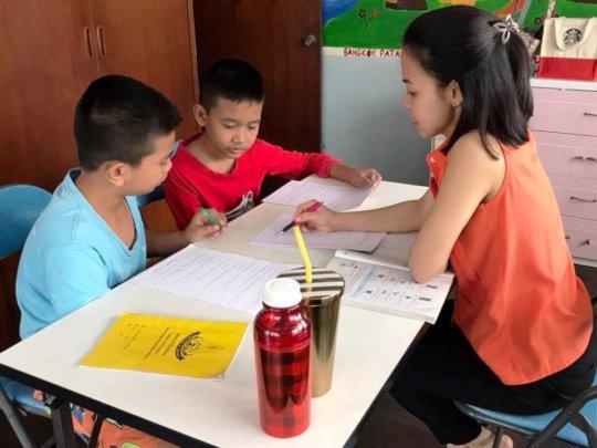 Homework help for older students