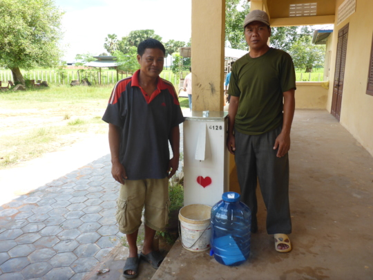A gift that keeps giving - clean water