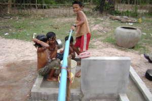 Trailblazer's Pull Pump Well