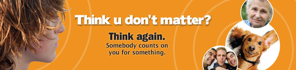 Umatter -- Suicide Prevention in New England!