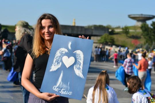 "September 20, 2018, ""Angels over Ukraine"""