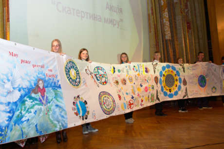 Peace School for 1000 Ukrainian youth