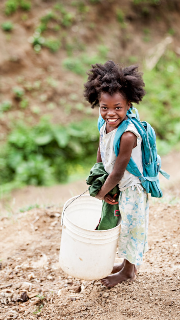 Clean Water-Sanitation Initiative for Rural Haiti